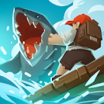 Epic Raft Fighting Zombie Shark Survival v 0.8.7 Hack mod apk  (Mod menu / Money)