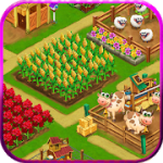 Farm Day Village Farming Offline Games v 1.2.35 Hack mod apk (Unlimited Money)