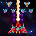 Galaxy Attack Alien Shooter v 28.9 Hack mod apk (Unlimited Money)