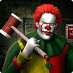 Horror Clown Survival v 1.29 Hack mod apk (Monster does not automatically attack)