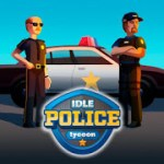Idle Police Tycoon Cops Game v 1.0.1 Hack mod apk (Unlimited Money)