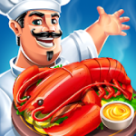 Kitchen Station Chef Cooking Restaurant Tycoon v 8.5 Hack mod apk (HIGH COINS / NO ADS)