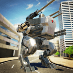 Mech Wars Multiplayer Robots Battle v 1.417 Hack mod apk (UNLIMITED COIN / PREMIUM CURRENCY)