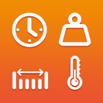 Unit converter  Convert metric units & Measure 2.4.2 APK Unlocked
