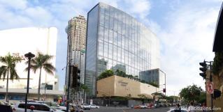 Fairmont Hotel and Raffles Suite/ Raffles Drive/ Arquitectonica