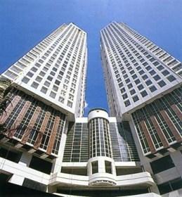 Salcedo Park Twin Towers/ HV dela Costa/ Recio+Casas