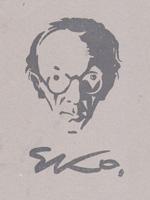 Едвард Козак. Комплект листівок