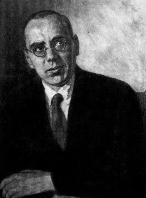 Фотій Красицький - Портрет М.І.Терещенка, 1934
