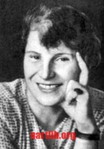 Олена Сахновська