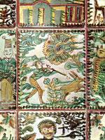 Д. Гоберман. Росписи гуцульских гончаров