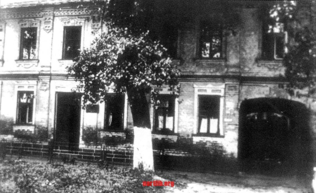 Будинок на вулиці Бульонській (зараз – вулиця Казимира Малевича) в Києві, де народився художник