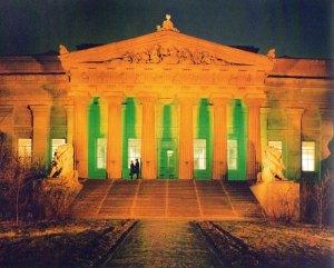 Національний художній музей України. 1982 рік. Фото Бориса Мінделя.