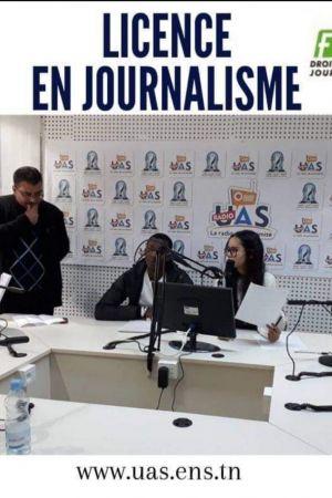 formation en journalisme