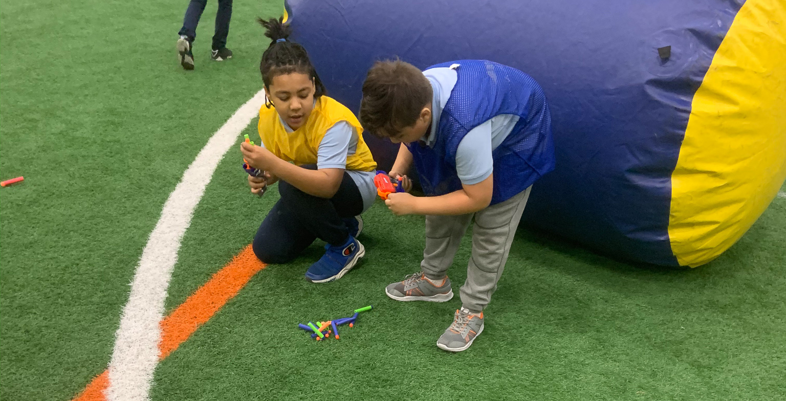 Elementary Atoms At Accelerate Sports