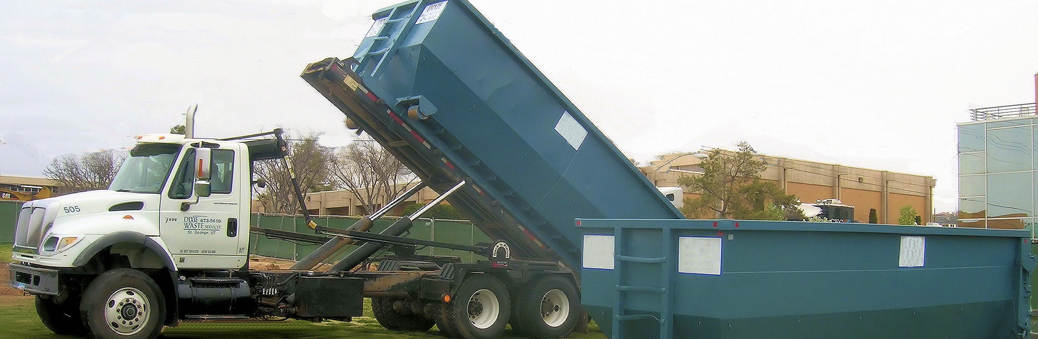 Dumpster Services | UASI Corporate Facilities Management Services