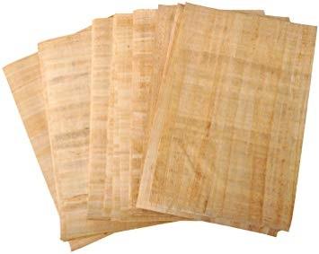 Papyrus Sheets
