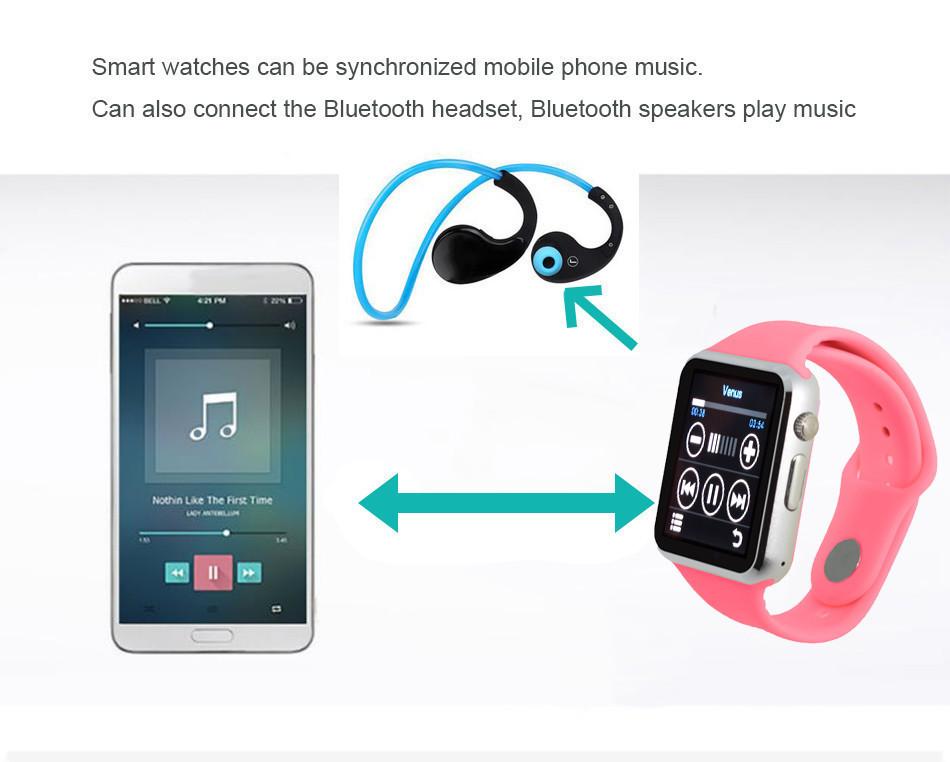 Gtu8 Smartwatch New Model Uas Watch
