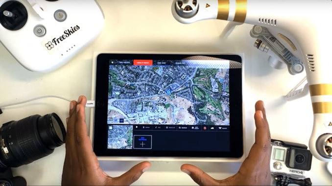 FreeSkies Announces the Full Release of CoPilot for DJI