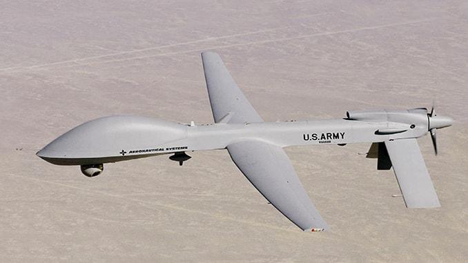 Gray Eagle UAS