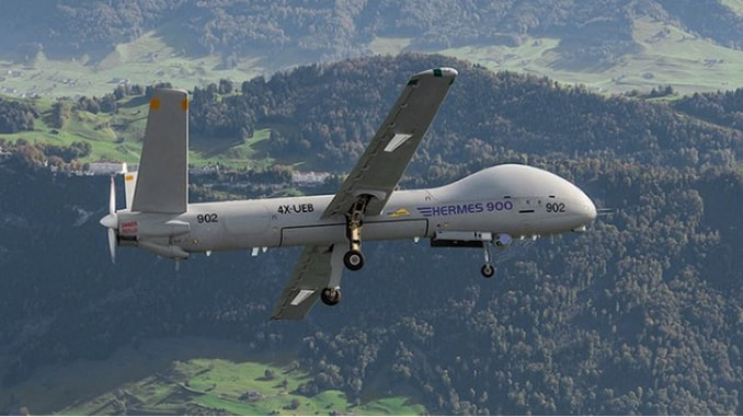 Israel to acquire more Hermes 900s