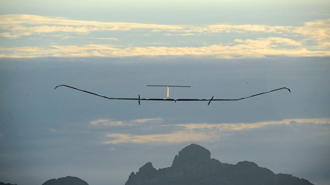 Osprey Wins Airbus Contract For Zephyr-S UAS