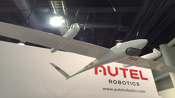 Autel Robotics to Deliver Vertical Takeoff and Landing Kestrel System in 2017