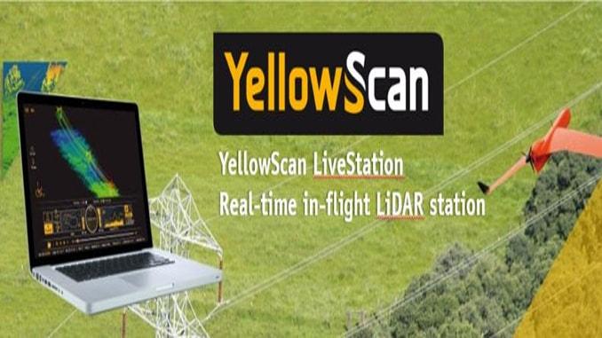 YellowScan LiveStation