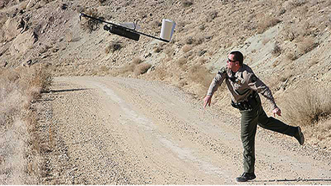 Symposium Will Review SAR Drone Use