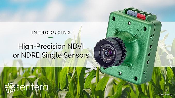 Sentera Grows High-Precision Line With Release Of New Quad Sensor