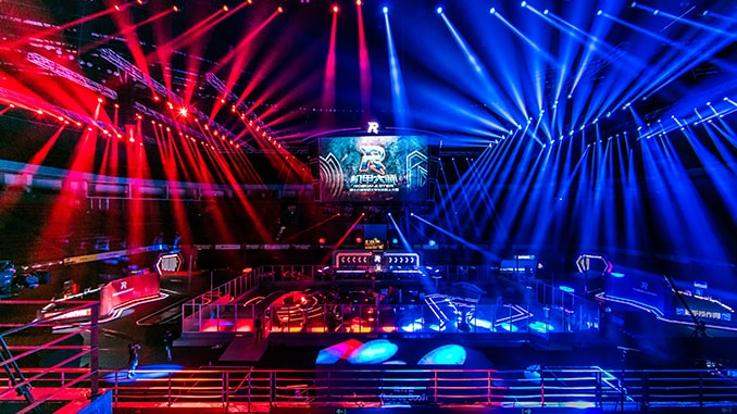 DJI Brings RoboMaster 2017 Finals To Twitch