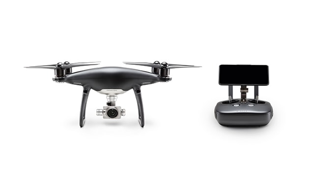 DJI Mavic Pro Platinum edition boasts longer battery life