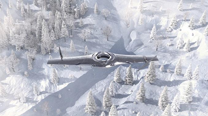 Adaptable UAVs