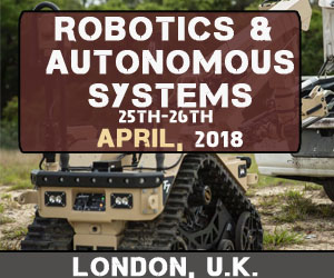 Robotics and Autonomous Systems Conference