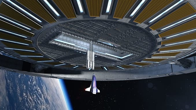 Space drones the missing piece to rapid development