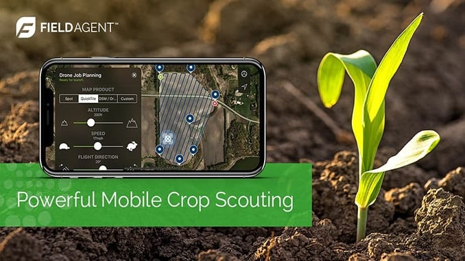 Innovative Features on Sentera's FieldAgent Mobile App