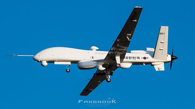 Korean Unmanned System (KUS)-FS