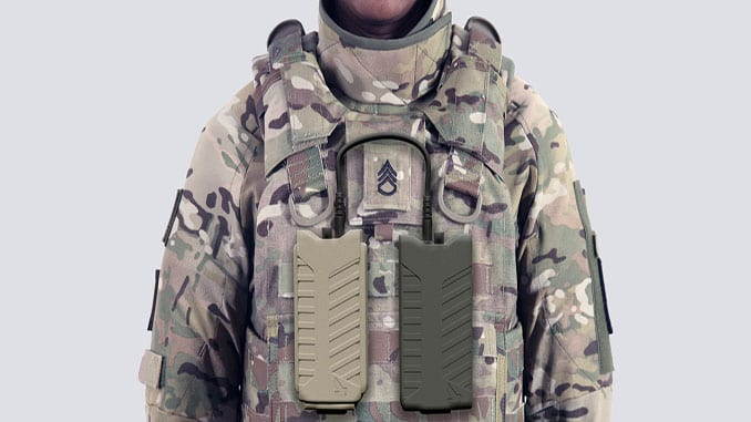 MyDefence Launches PITBULL – Wearable Counter UAS Jammer