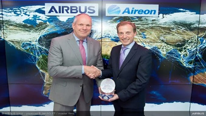 Airbus Launches AirSense and Signs Strategic Partnership With Aireon