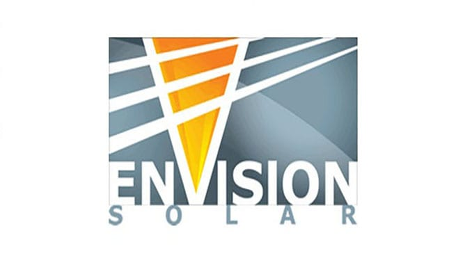 Envision Solar Announces Patent Pending on UAV ARC