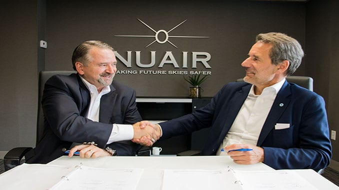 NUAIR Alliance Announces Partnership with Unifly