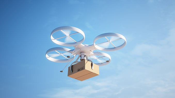 The Logistics of Drones and the Future of Transport