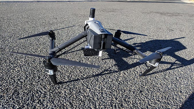 BAAM Tech Launches A PPK System For The Inspire 2 With X4S Gimbal