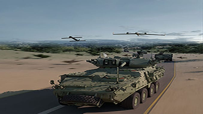 AeroVironment and General Dynamics Land Systems Join Forces to Integrate Unmanned Aircraft