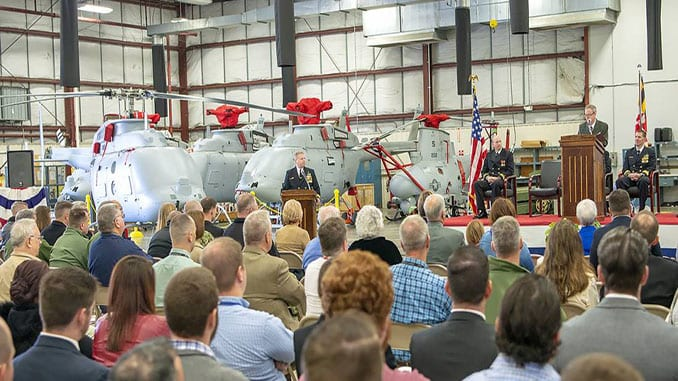 Navy Commissions First UAS-Focused Test Squadron