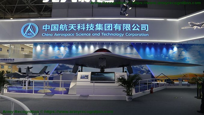 China is unleashing stealth drones and pilotless aircraft fitted with AK-47 rifles