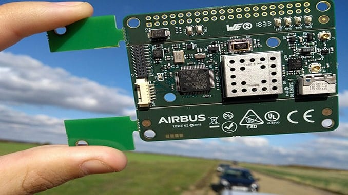 Airbus Defence and Space Develops Drone Tracking Device The Drone-it