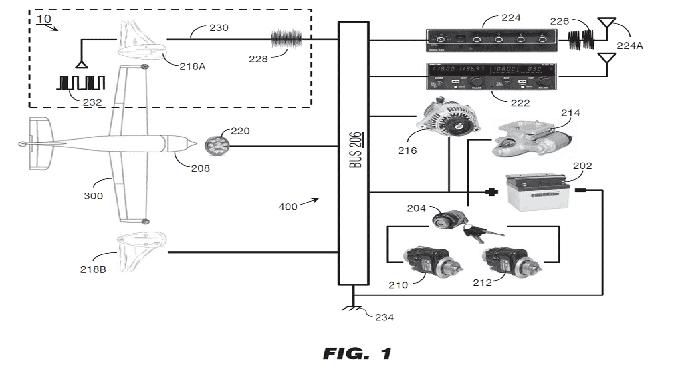 uAvionix Receives Patent for skyBeacon/tailBeacon Transponder Interface