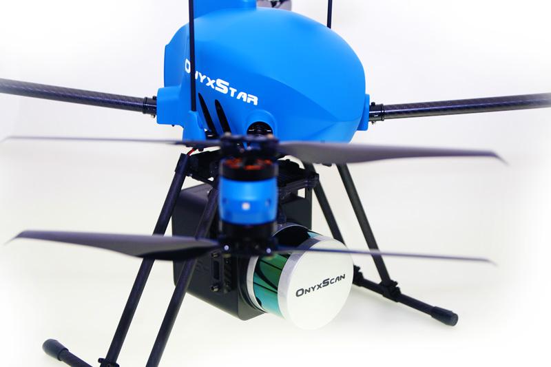 OnyxScan UAV Embedded Lidar - LiDAR OnyxScan