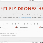 where can i fly a drone in the u.s.