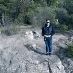 lake champlain vermont drone selfie